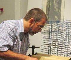PUERTO RICO ART NEWS - REVISTA DE ARTE: Martín García-Rivera premiado en la Trienal Internacional de Grabado de Cracovia 2015 de Polonia