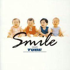 TUBE Smile ジャケット