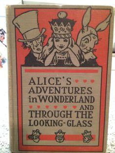 Alice Adventures In Wonderland/Through Looking Glass John Tenniel Lewis Carroll