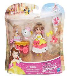 Disney Princess Little Kingdom Belle's Teacart Treats