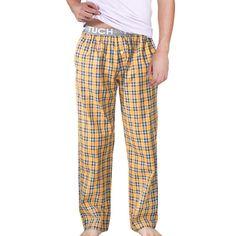 Hot Sale Pajama Pants Men Underwear Trousers Plaid Mens Lounge Pants Pantalon Piyamas Jovenes Pijama Gootuch 2505