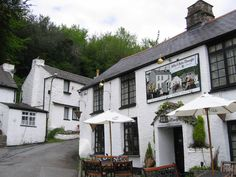 Who'd Have Thought It pub - Just around the corner from Francis Drake's historic Buckland Abbey in the tiny village of Milton Combe, Yelverton, Devon, UK - www.whodhavethoughtitdevon.co.uk/restaurant.php | by Boffin PC