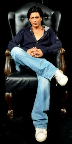 Shah Rukh Khan, the King of Bollywood. Always was. Always had. And always will be.