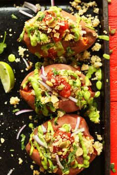 tinykitchenvegan: Quinoa Stuffed Sweet Potatoes - January 11 2019 at - and Inspiration - Plant-based - Vegan Recipes And Delicious Nutritious Meals - Vegetarian Weighloss Motivation - Healthy Lifestyle Choices Clean Eating, Healthy Eating, Baker Recipes, Cooking Recipes, Vegetarian Recipes, Healthy Recipes, Healthy Soup, Delicious Recipes, Peruvian Recipes