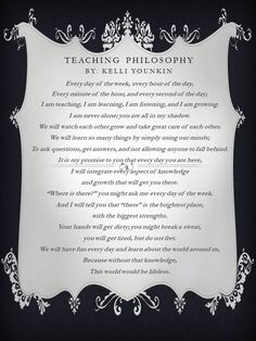 4 Sample Teaching Philosophy Examples Early Childhood