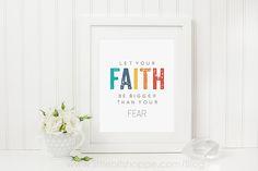 Faith Printable
