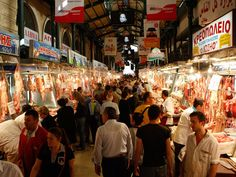 The Best Food Markets in the World - Photos - Condé Nast Traveler