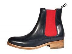 Vintage Chelsea-Boots