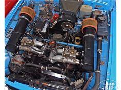 saab 96 v4 rally engine