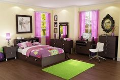 Room Designs With Smooth Plan
