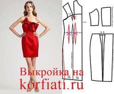 выкройка на korfiati.ru - Pesquisa Google