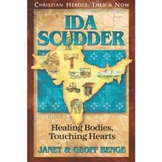 Serving for nearly sixty years, Dr. Ida Scudder lived out the truth and compassion found in Christ. She pioneered a first-rate medical school and hospital, brought life-saving health care to rural people, and left an inspiring legacy that still touches millions of people each year with healing and hope. (1870-1960)