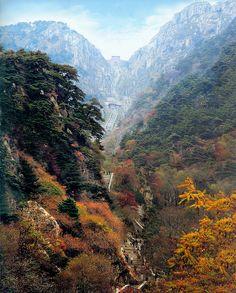 Mt. Tai, Shandong