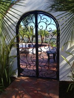 Ornamental Iron & Aluminum Fences