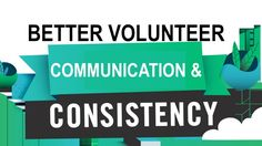 Having more consistent, better communicating volunteers is probably near the top of your Kidsmin wishlist. You've probably experienced the Saturday night text or email from a volunteer letting you know they won't be there...