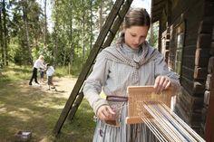 - Seurasaari Open-Air Museum My Cv, Finland, Sweaters, Dresses, Fashion, Museum, Vestidos, Moda, Fashion Styles