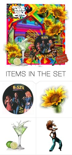 """""""The Love Shack"""" by bb60477 ❤ liked on Polyvore featuring art and 6607"""