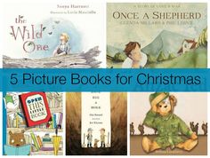 5 Picture Books for Christmas 2014