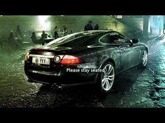 Jaguar XKR - my car