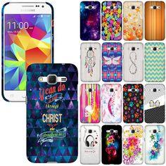 For Samsung Galaxy Core Prime G360 Prevail LTE Design Hard Back Case Cover Skin #UnbrandedGeneric