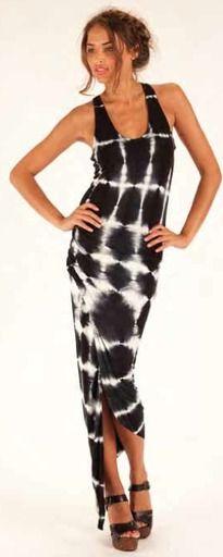 Sassy Maxi At Estilo boutique $270 via boutiika.com
