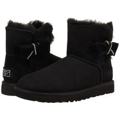 UGG Jackee Women's Boots ($210) ❤ liked on Polyvore featuring shoes, boots, mid-calf boots, slip on boots, patent leather shoes, patent boots, lined boots and sparkle shoes