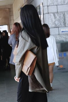 street style at seoul fashion week s/s 2013