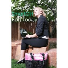 The glamorous SmartGirl Bag collection will provide you the perfect tote for the gym, career and work, travel, or crafts. No more digging through a big black hole - get what you need when you need it with the organization built in. Look super GLAM with fun chic styles too.  Available at www.smartgirlbags.com #smartgirlbags #organized #designerbags #classybags