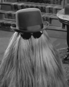 Discover & share this The Addams Family GIF with everyone you know. GIPHY is how you search, share, discover, and create GIFs. Cousin It Adams Family, The Addams Family 1964, Addams Family Tv Show, Addams Family Characters, Family Movies, Morticia Addams, Gif Black, Black White, Los Addams