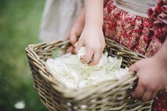 wedding petals www.detallerie.com