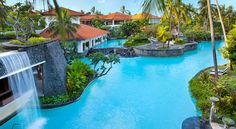 The Laguna Hotel, Nusa Dua, Bali, Indonesia ...Our Honeymoon hotel!