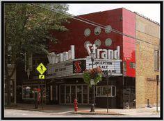 Strand Theater ~ Brockport, NY ...I can still taste the popcorn!