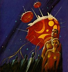Jack Gaughan - The Counterfeits, 1967.