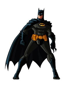 Batman by Benjaminjuan