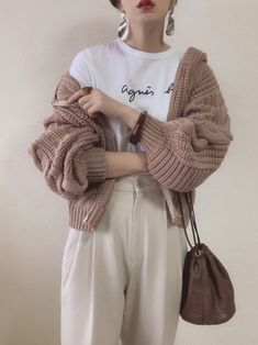 Modern Hijab Fashion, Korean Girl Fashion, Korea Fashion, Asian Fashion, Look Fashion, Trendy Fashion, Fanfic Kpop, Mode Kpop, Minimal Outfit
