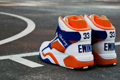 EWING ATHLETICS 2013 FOCUS