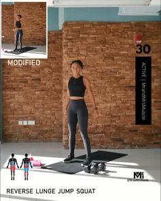 Bikini Body Workout Plan, Full Body Hiit Workout, Ab Workout At Home, Butt Workout, Workout Plans, Workout Partner, Fitness Workouts, Gym Workout Videos, Yoga Fitness