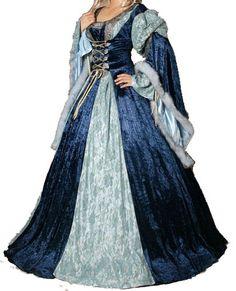 renaissance dresses | Medieval Clothing, Medieval Costumes