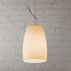 Kitchen Pendants - The Astro Nevada 150 Pendant Light is finished in a modern Opal glass that would be suitable for Hanging above a Breakfast Bar or over a Dining Room Table.