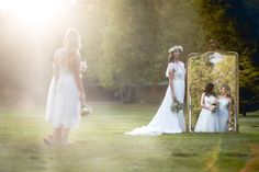 Magical woodland wedding inspiration shoot at Beamish Hall. Bride in gorgeous jenny packman dress. wedding photos ideas for your big day. New unique woodland wedding ceremony venue in Durham, newcastle