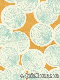 Botanique PWJD080-Butternut Fabric by Joel Dewberry
