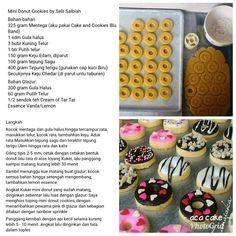 Cokis donat Biscotti Cookies, Mini Cookies, Oreo Cookies, Cookie Desserts, Yummy Cookies, Sugar Cookies, Cookie Recipes, Chocolate Thumbprint Cookies, Chocolate Cookies