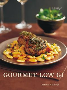 Gourmet Low GI: Amazon.co.uk: Azmina Govindji: Books