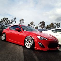 Scion FR-S Cup @ Toyota HQ (via @SuperStreetMag )