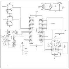 AC Motor Control using RF Remote Block Diagram