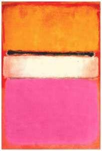 White Center, 1950, Mark Rothko