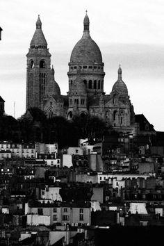 Paris. December 2009. By NikitaDB. Sacre Coeur. Sacre Coeur is one of my favorites.