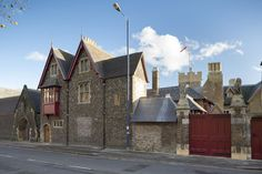 St Edward's Presbytery was built by Augustus Welby Pugin in 1850, part of this great architect's original conception for this  important Gothic revival site on the West Cliffs.