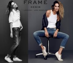 Hottest Jeans Brand Right Now: Frame Denim - StyleFrizz