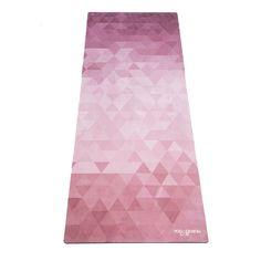 Tribeca Ruby Combo Yoga Mat - Yoga Design Lab